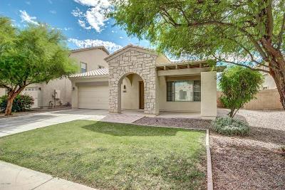 Gilbert AZ Single Family Home For Sale: $370,000