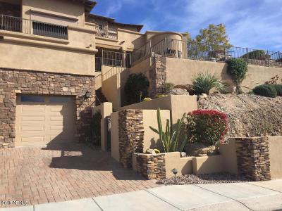 Phoenix Single Family Home For Sale: 12837 N 17th Place
