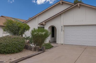 Glendale Single Family Home For Sale: 4345 W Morrow Drive