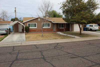 Phoenix Single Family Home For Sale: 11811 N 33rd Circle