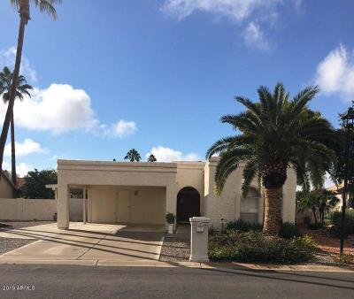 Single Family Home For Sale: 26430 S Jardin Drive