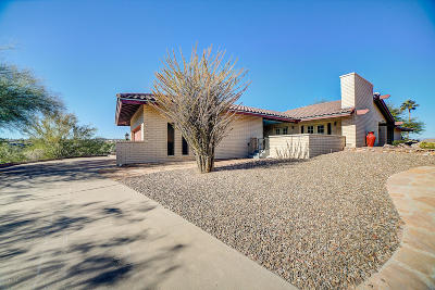 Fountain Hills Single Family Home For Sale: 11608 N Kiowa Circle
