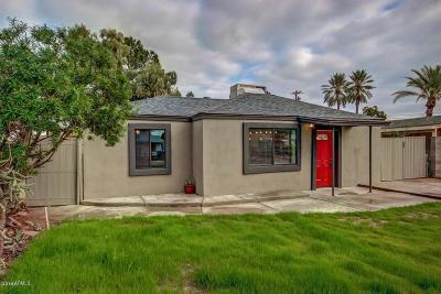 Phoenix Single Family Home For Sale: 2118 E Harvard Street