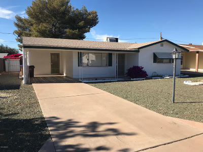 Apache Junction Single Family Home For Sale: 1510 S Lawther Drive