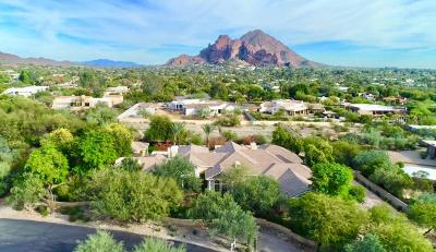 Paradise Valley Single Family Home For Sale: 5655 N Camino Del Contento