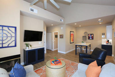 Gainey Ranch Condo/Townhouse For Sale: 7710 E Gainey Ranch Road #205
