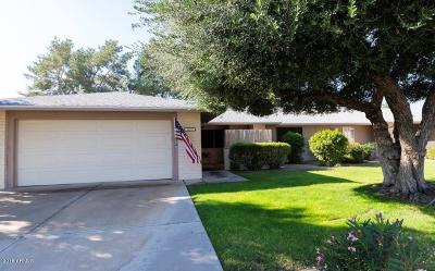 Sun City West Gemini/Twin Home For Sale: 12735 W Prospect Drive