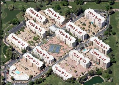 Scottsdale  Apartment For Sale: 7840 E Camelback Road #103