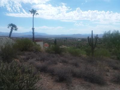 Fountain Hills Residential Lots & Land For Sale: 15605 N Audubon Place
