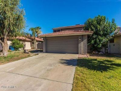 Glendale Single Family Home For Sale: 4913 W Evans Drive