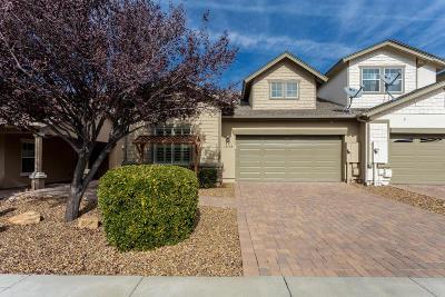 Dewey, Humboldt Single Family Home For Sale: 12708 E Tierra Aspera Street