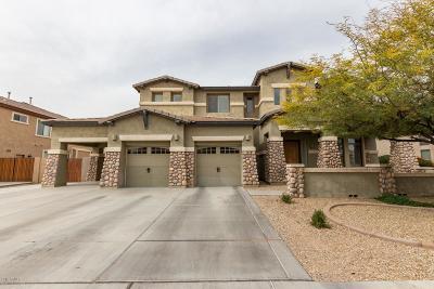 Goodyear Single Family Home For Sale: 15430 W Minnezona Avenue