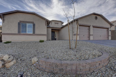 Prescott Valley Single Family Home For Sale: 4095 S Wynwood Drive