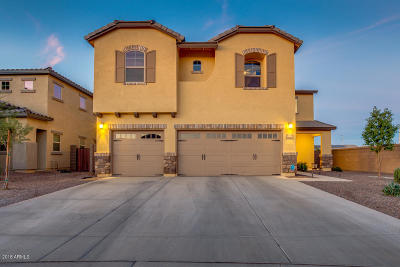 Waddell Single Family Home For Sale: 17106 W Echo Lane
