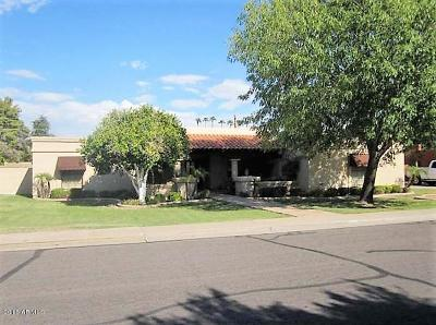 Mesa Single Family Home For Sale: 1521 N Orangewood Drive