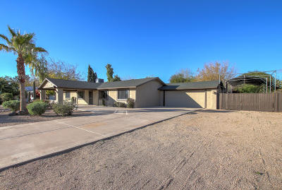 Scottsdale Single Family Home For Sale: 5234 E Cactus Road