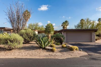 Carefree AZ Single Family Home For Sale: $640,000