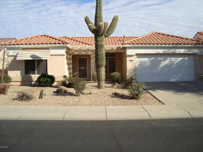 Sun City West Single Family Home For Sale: 13630 W Antelope Drive