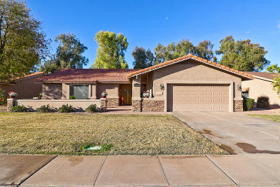 Mesa Single Family Home For Sale: 1253 Leisure World