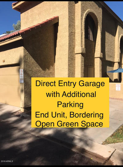 Chandler Condo/Townhouse UCB (Under Contract-Backups): 1126 W Elliot Road #1028