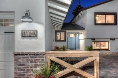 Scottsdale Single Family Home For Sale: 8126 E Jackrabbit Road