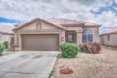 Peoria Single Family Home For Sale: 7344 W Eugie Avenue
