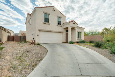 Tolleson Single Family Home For Sale: 8345 W Kingman Street