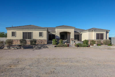 Queen Creek Single Family Home For Sale: 25918 S 193rd Place