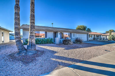 Mesa Single Family Home For Sale: 833 Leisure World