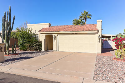 Sun Lakes Single Family Home For Sale: 26010 S Jardin Drive