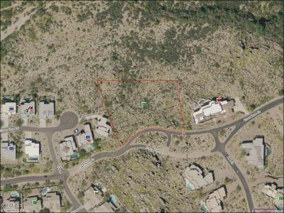 Scottsdale Residential Lots & Land For Sale: 9750 E Troon North Drive