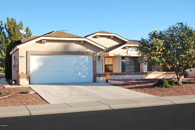 Maricopa County Single Family Home For Sale: 14502 W White Rock Drive