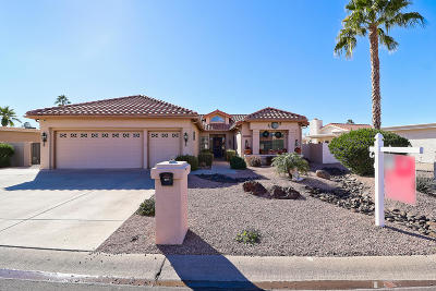 Sun Lakes Single Family Home For Sale: 10517 E Silvertree Drive