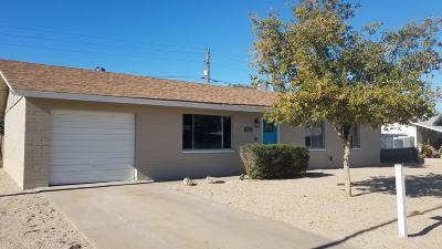Glendale Single Family Home For Sale: 5738 N 61st Drive