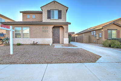 Florence Single Family Home For Sale: 10579 E Sunflower Lane