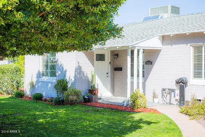 Phoenix Single Family Home For Sale: 1644 E Verde Lane