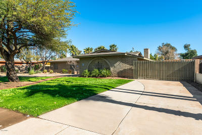 Phoenix Single Family Home For Sale: 15031 N 8th Avenue