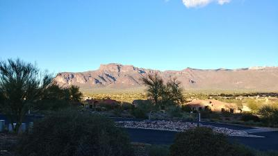 El Mirador At Superstition Mountain Residential Lots & Land For Sale: 3922 S Summit Trail