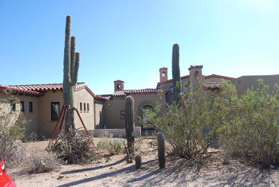Scottsdale Single Family Home For Sale: 10040 E Happy Valley Road #277