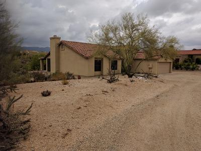 Carefree AZ Single Family Home For Sale: $474,999
