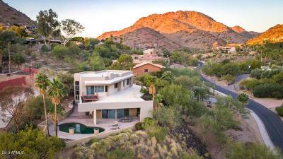 Paradise Valley Single Family Home For Sale: 4217 E Lakeside Lane