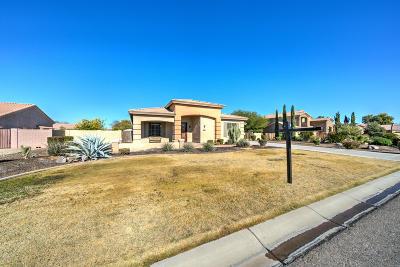 Chandler Single Family Home For Sale: 11618 E Flintlock Court