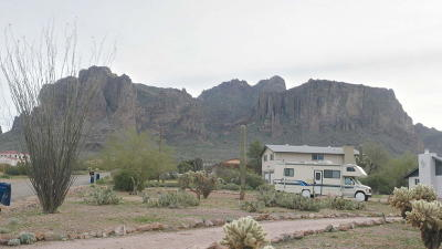 Apache Junction Single Family Home For Sale: 5415 E Reavis Street