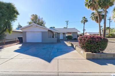 Scottsdale Single Family Home For Sale: 8601 E Solano Drive