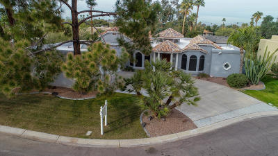 Phoenix Single Family Home For Sale: 3430 E Golden Vista Lane
