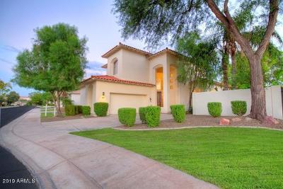 Scottsdale Single Family Home For Sale: 7521 E Krall Street