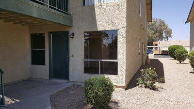 Glendale Condo/Townhouse UCB (Under Contract-Backups): 6240 N 63rd Avenue #133