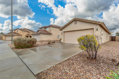 Buckeye Single Family Home For Sale: 1071 S 224th Lane