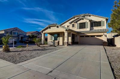 Tolleson Single Family Home For Sale: 9212 W Riverside Avenue