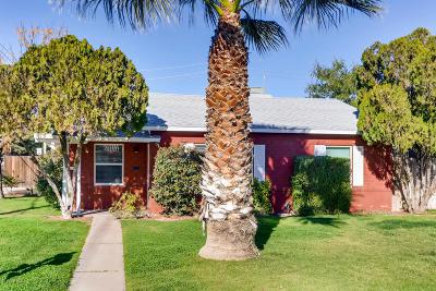 Phoenix Single Family Home For Sale: 1502 E Edgemont Avenue